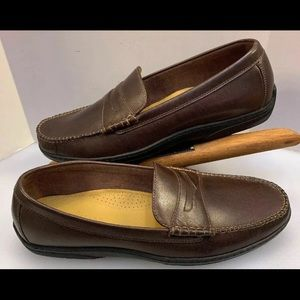 Cole Haan Men Pinch Cup Penny Loafers French Roast